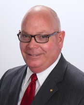 image of Gary Gregory, ITEP GESA Advisory Chair