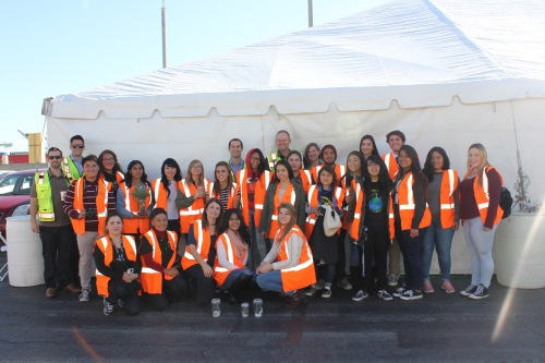 ITEP-Ports America-West Basin Container Terminal-San Pedro High School-GEH