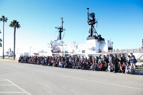 ITEP-USCG-Day of Discovery 2015-Photographer RHuezo